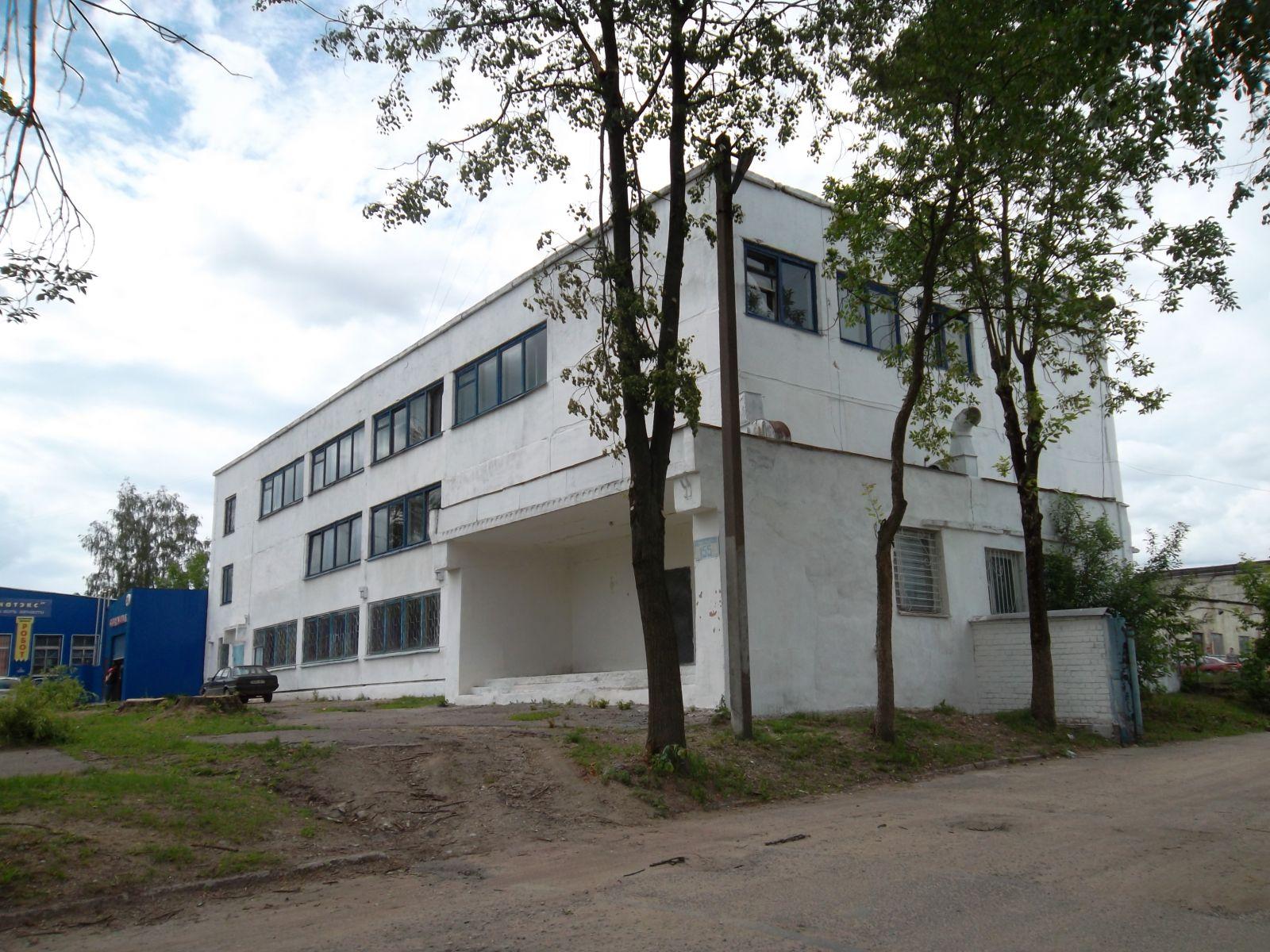 Коммерческая недвижимость г.витебска найти помещение под офис Бибиревская улица